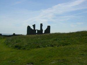 Dunstanburgh Castle. Northumberland
